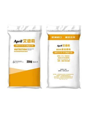 高浓度硫酸钾型复合肥料